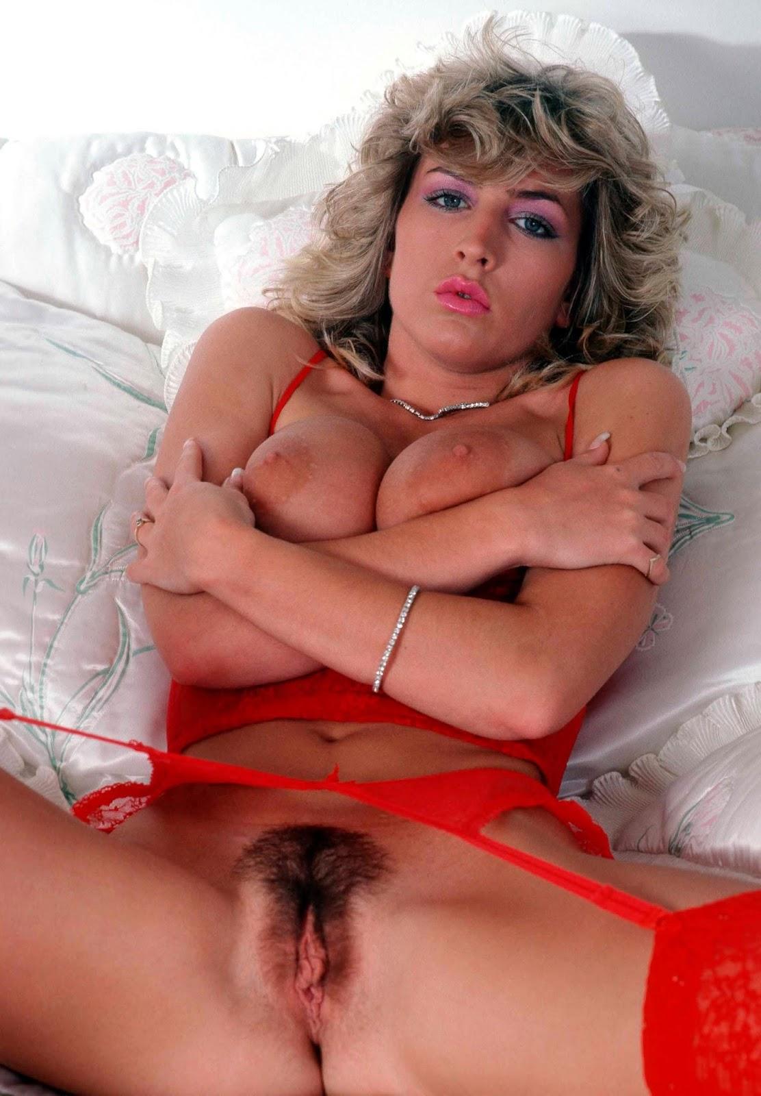 Shaven vulva and vagina
