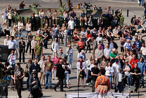 påskuppropet, påskupproret, mot utförsäkringar, protest, demonstrationer, götaplatsen, göteborg, foto anders n