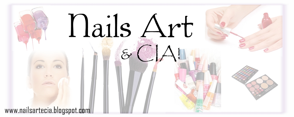 Nails Art & CIA!