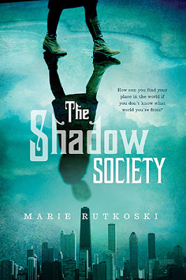 Review: The Shadow Society by Marie Rutkoski