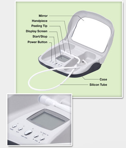 microdermmd home microdermabrasion machine