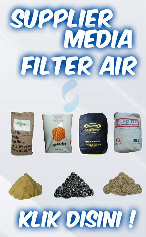 Supplier media filter air