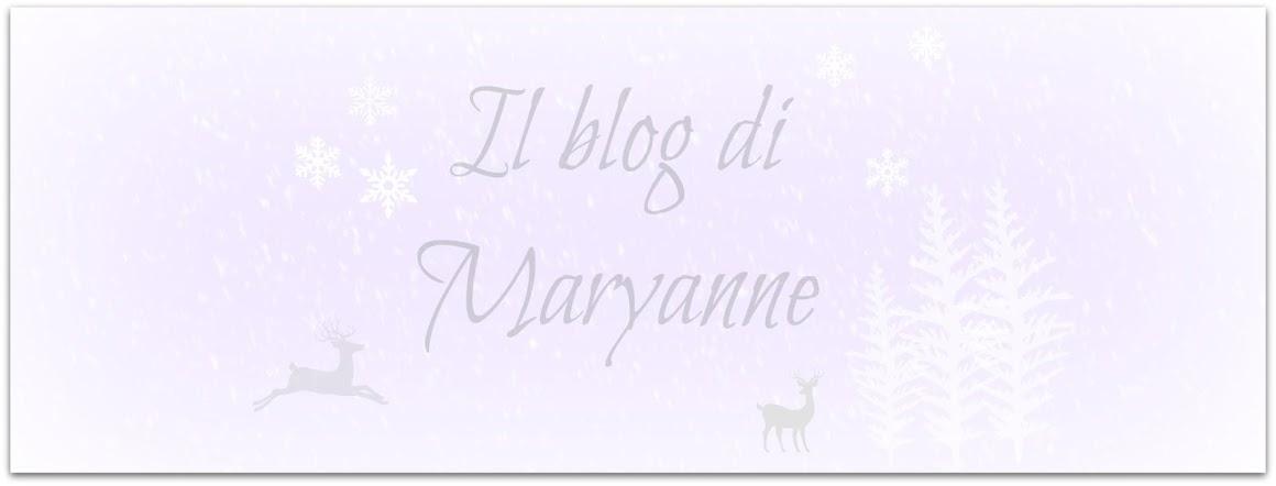 Il blog di Maryanne