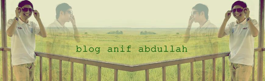Anif Abdullah