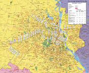 Political map of Delhi Did you find a good Delhi map? (political map of delhi)