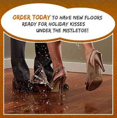Holiday Hardwood Flooring