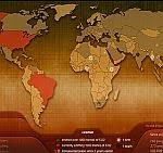 Breathingearth:<br>Η Γή και η κλιματική αλλαγή<br>σε διαδραστικό χάρτη