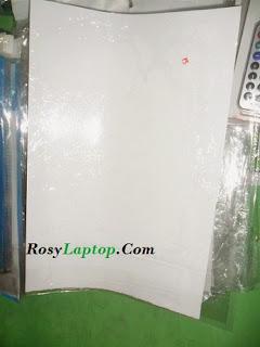 Stiker Protector / Plastik Pelindung Transparan