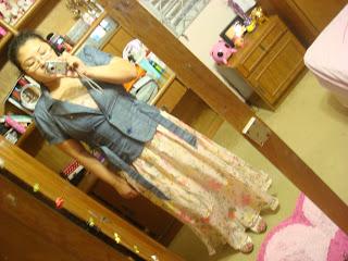 vestido e blazer ano novo
