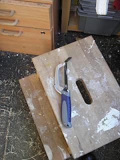 Bent saw