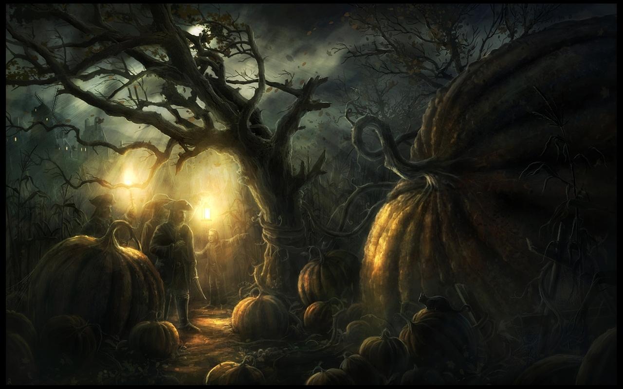 Halloween HD Wallpaper for Halloween 2014