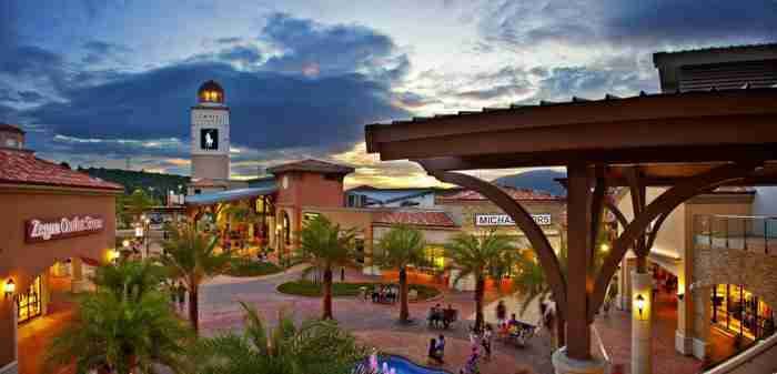 welcome to Johor Premium Outlets