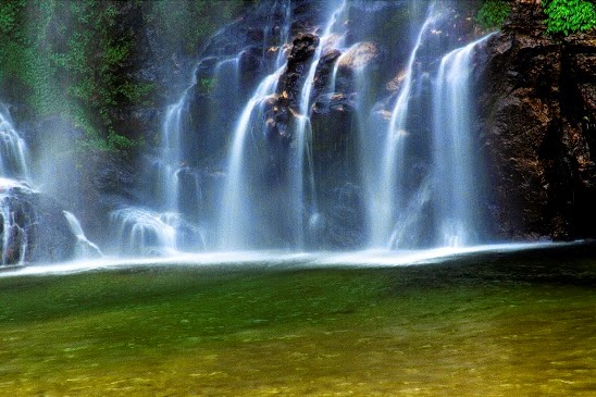 Fairy Waterfall in Xin Man, Ha Giang