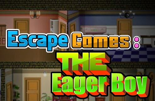 123Bee Escape Games The Eager Boy