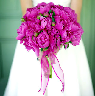 pretty wedding flower