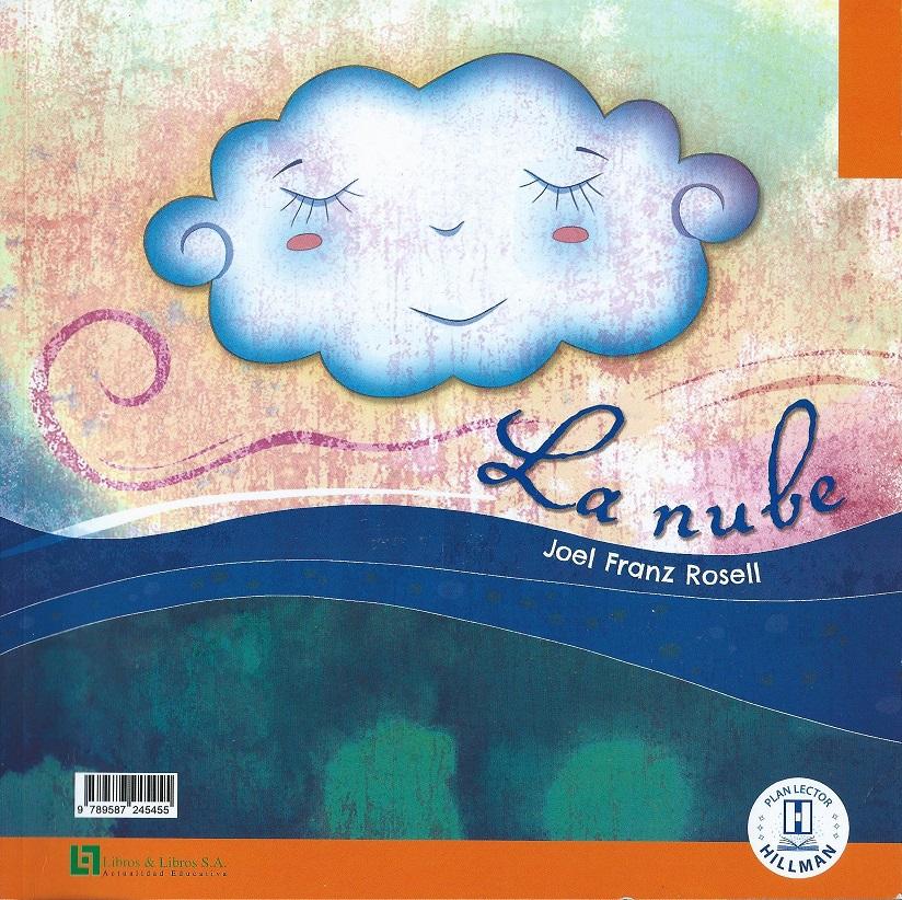LA NUBE, mi tercer libro colombiano