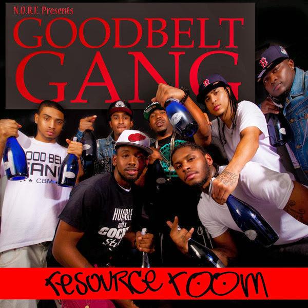 Good Belt Gang - N.O.R.E. Presents: Resource Room Cover