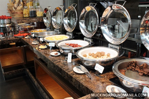 The Next Morning We Woke Up Looking Forward To Breakfast Buffet At F All Day Dining Restaurant