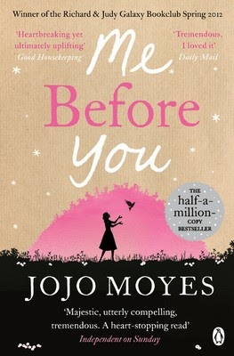 Read this: Me Before You