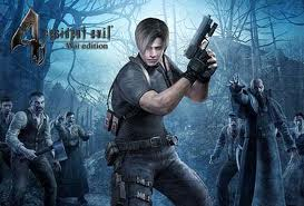 Cheat Resident Evil 4 PS2 Bahasa Indonesia