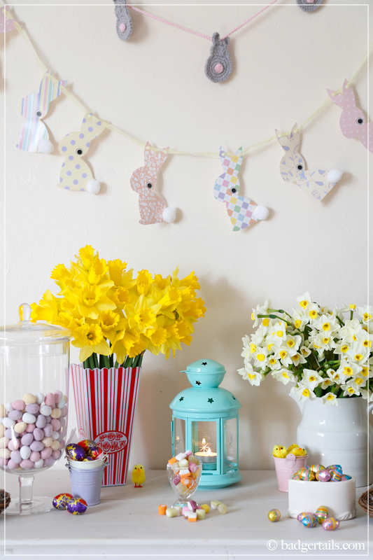 Sweet Easter Display