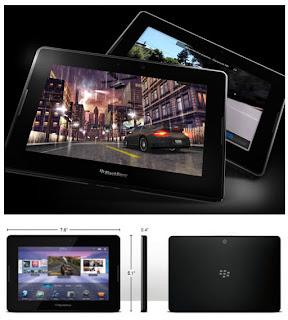 BlackBerry PlayBook Wi-Fi -9