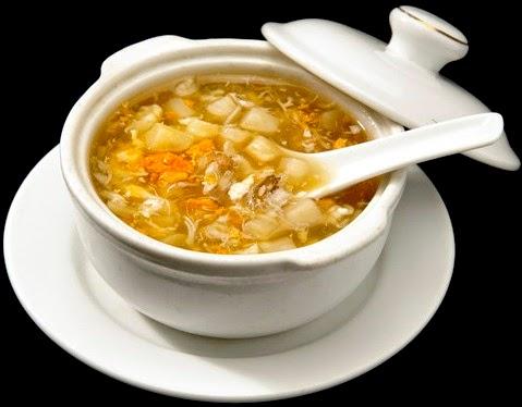 Sup Jagung Tahu
