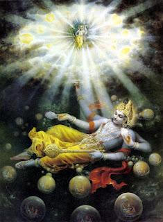 Krishna - Maha Vishnu