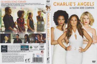 CHARLIE'S ANGELS - AS NOVAS PANTERAS - A SÉRIE COMPLETA