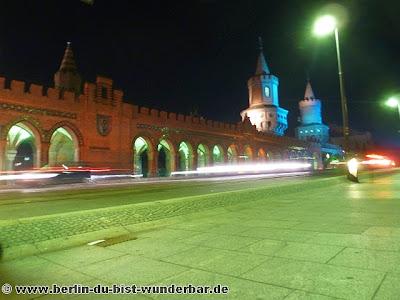 fetival of lights, berlin, illumination, 2012, oberbaumbrücke