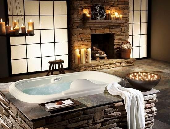 Kamar mandi minimalis batu alam 3