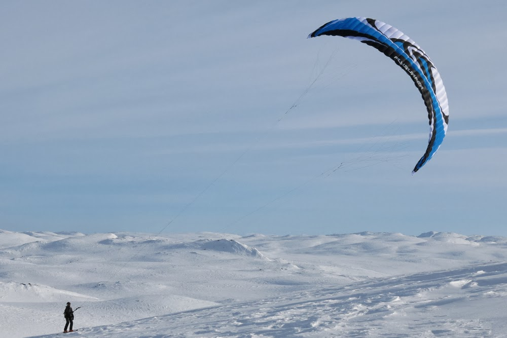 Flysurfer Speed 3 Deluxe 19m2