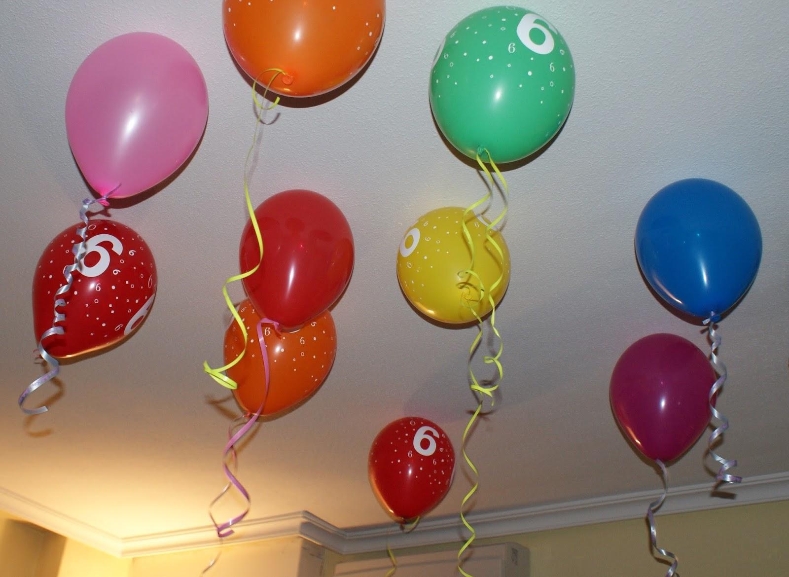 Como decorar globos globos de papel para decorar fiestas - Decoracion con globos ...