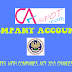 COMPANY ACCOUNTS NOTES WITH COMPANIES ACT 2013 CHANGES