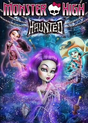 Monster High Assombrada