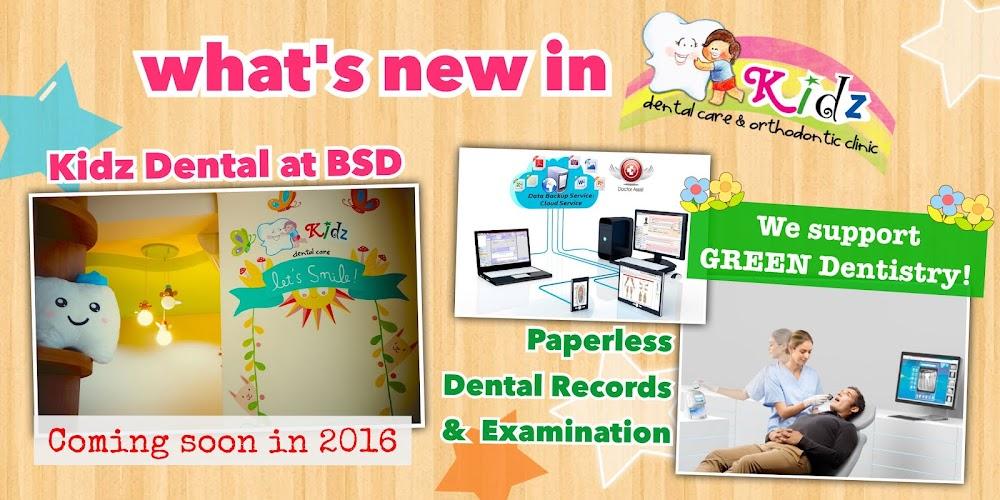 Klinik Gigi Anak dan Behel Gigi | Kidz Dental Orthodontic Clinic
