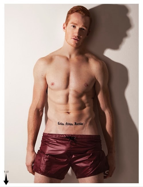 Greg Rutherford cock