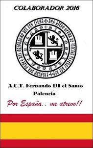 Carnet simpatizante ACT Fernando III el Santo