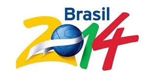 Logo Coupe du Monde 2014 au brésil
