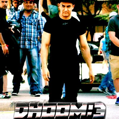 Aamir Khan Dhoom 3 Exclusive Wallpapers in HD 2012