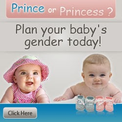 PLAN YOUR BABY'S GENDER