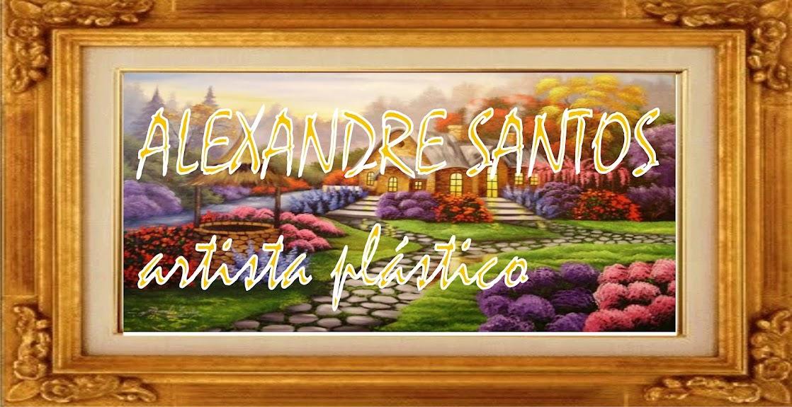Alexandre Santos Artista Plástico