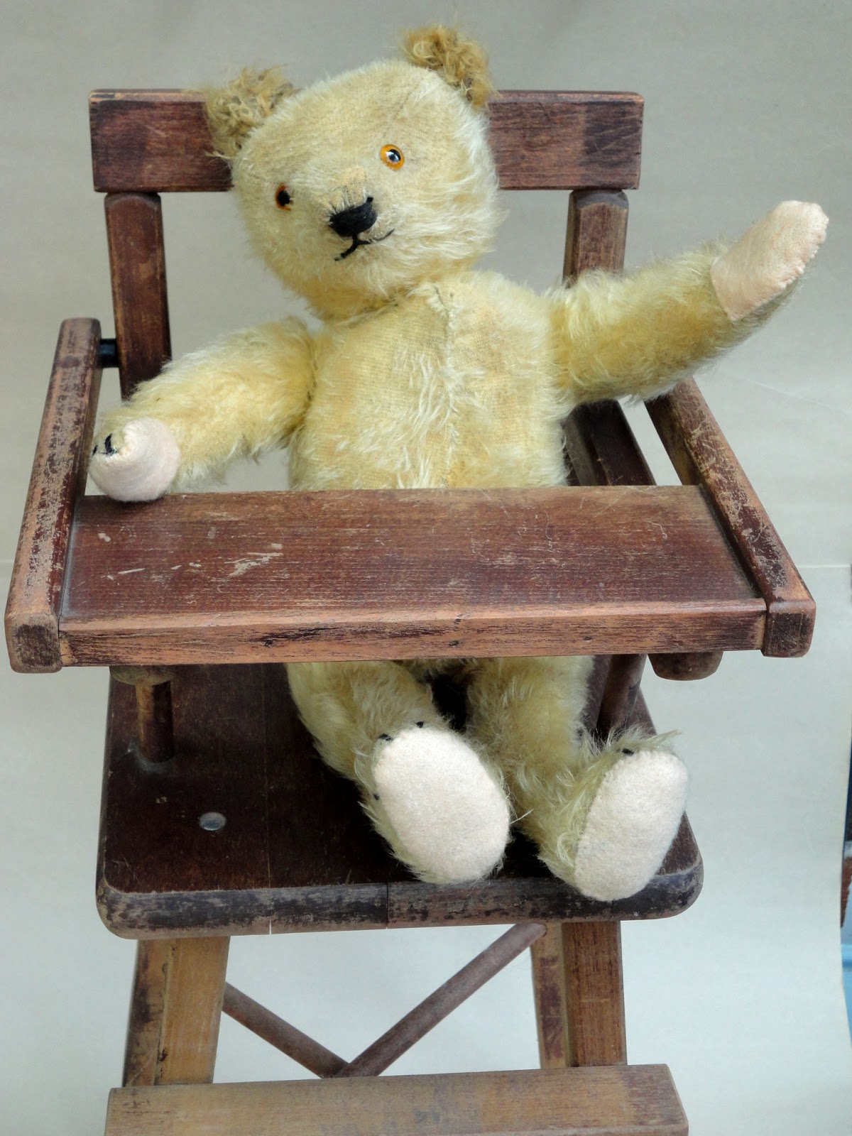 Refinish Or Leave In Itu0027s Original Rustic Condition To Complement Your  Vintage Teddy Bear.