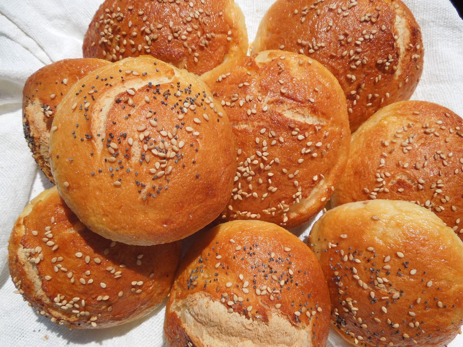 Amato cibo che fa sognare  senza glutine: PANINI CON L'HAMBURGER  FJ34
