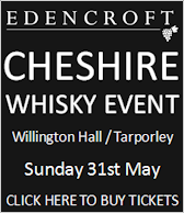 Edencroft Cheshire Whisky Event