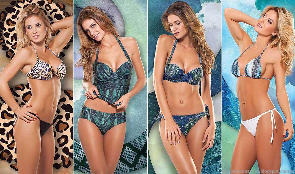 Mallas, tankinis y bikinis 2015 Cocot. Moda verano 2015 trajes de baño.