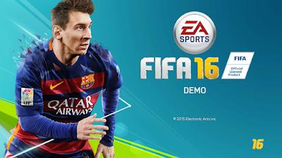 Impresiones demo FIFA 16, análisis FIFA 16