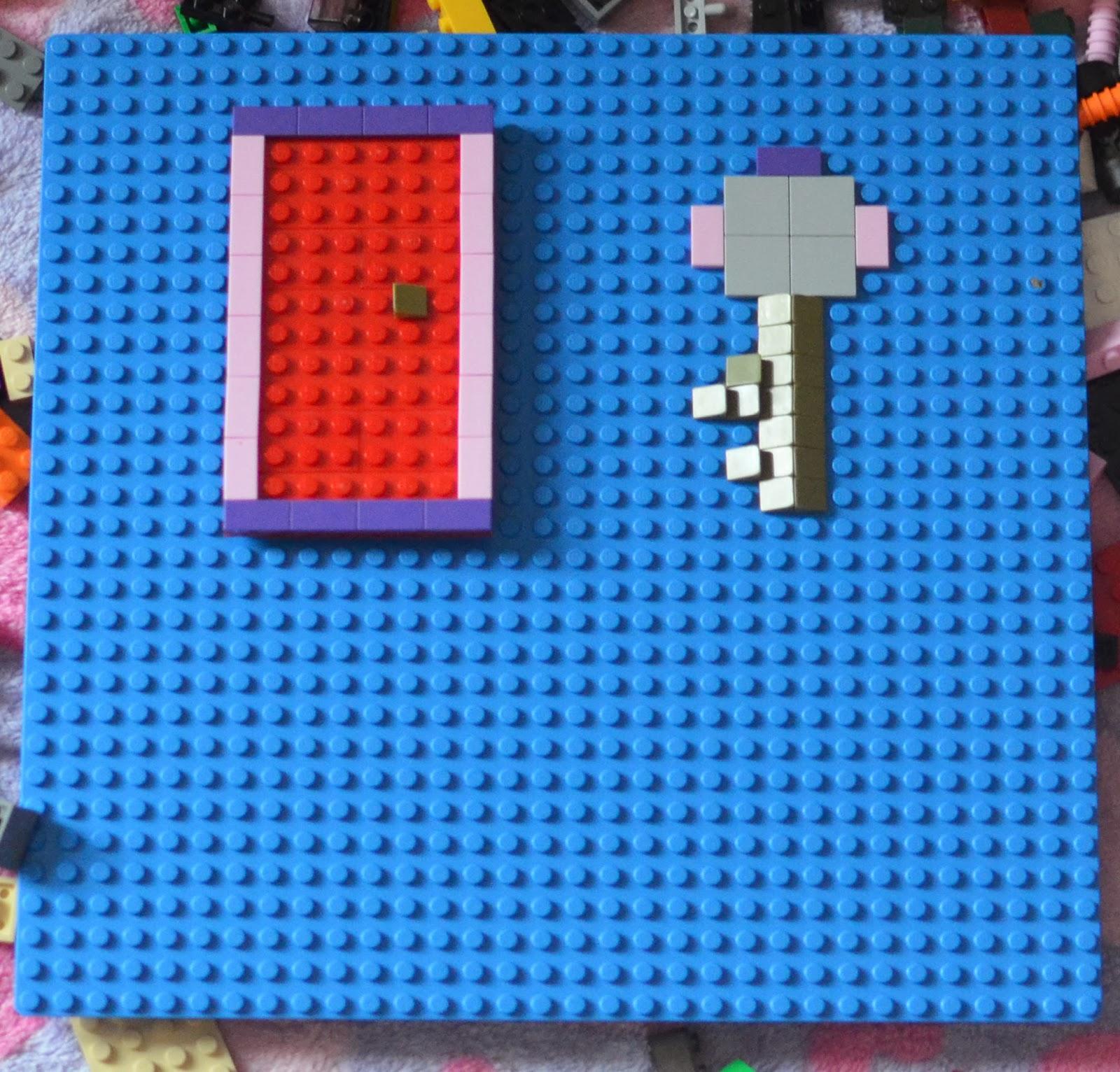 Mega Monkey Mash Lego Week Diy Lego Key Holder