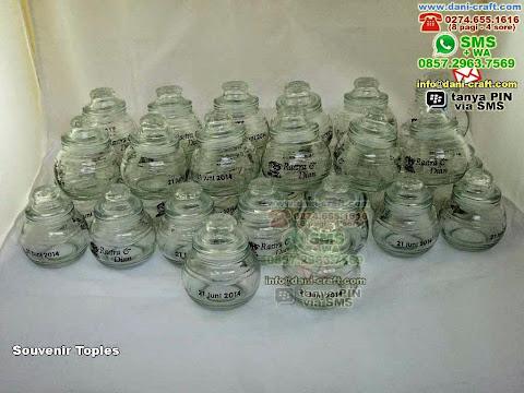 Souvenir Toples Gelas Beling Yogyakarta