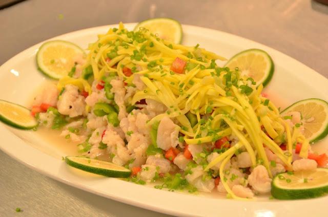 Dory Kinilaw Recipe